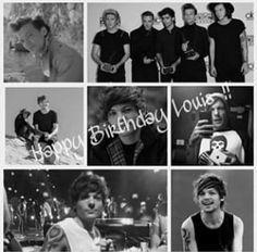 I'm screaming I'm dying Louis William Tomlinson is 23!!!