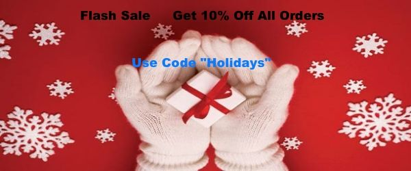 """Get 10% off orders and Free shipping using code """"holidays"""" @ Checkout. Spend $500 and get free 2 day shipping! Offer expires 12/14/14 at midnight!"""