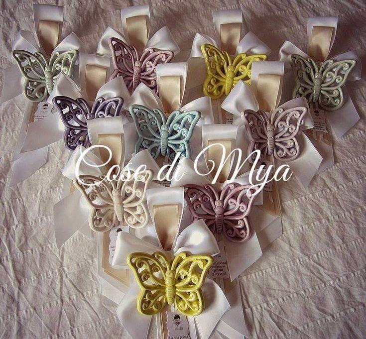 Farfalle in ceramica, by COSE DI MYA, 120,00 € su misshobby.com