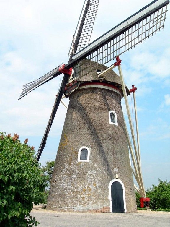 """""""de Vrijheid"""" in Beesd, Gelderland"""