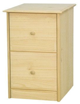 Unfinished Wooden File Cabinets | MF Cabinets