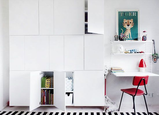 mommo design: IKEA HACKS - kitchen cabinets storage