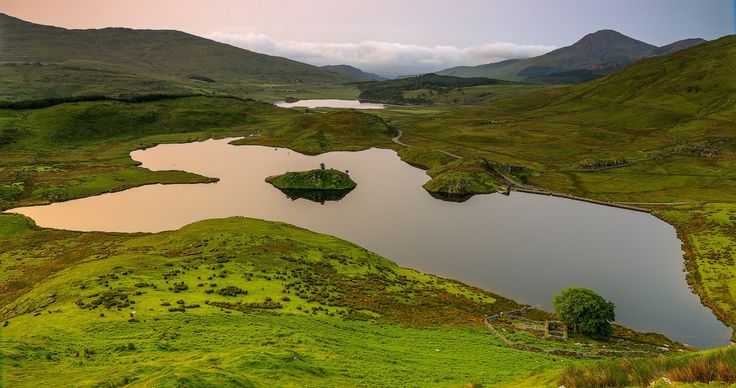 Snowdonia by J  T on 500px