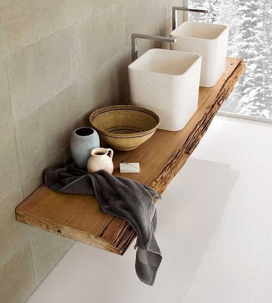 15 Spectacular Modern Bathroom Design Trends Blending Comfort, Elegance and Artistic Materials