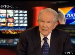 Pat Robertson Blames Atheists And Those Who Hate God For Wisconsin Temple Shooting