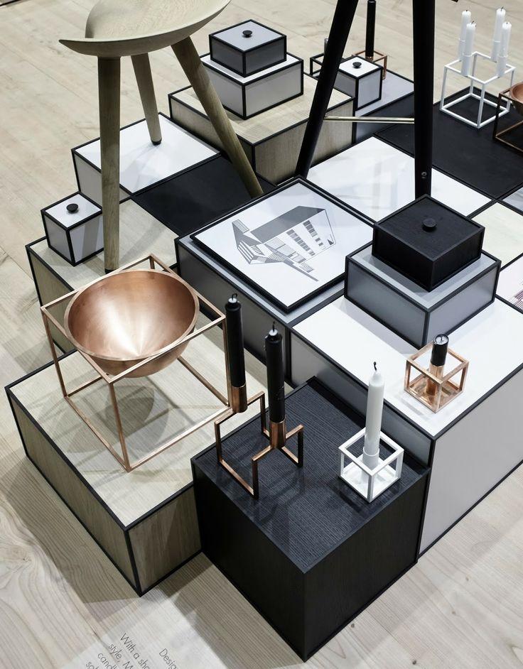 Candlesticks, Stockholm Furniture and Light Fair 2014