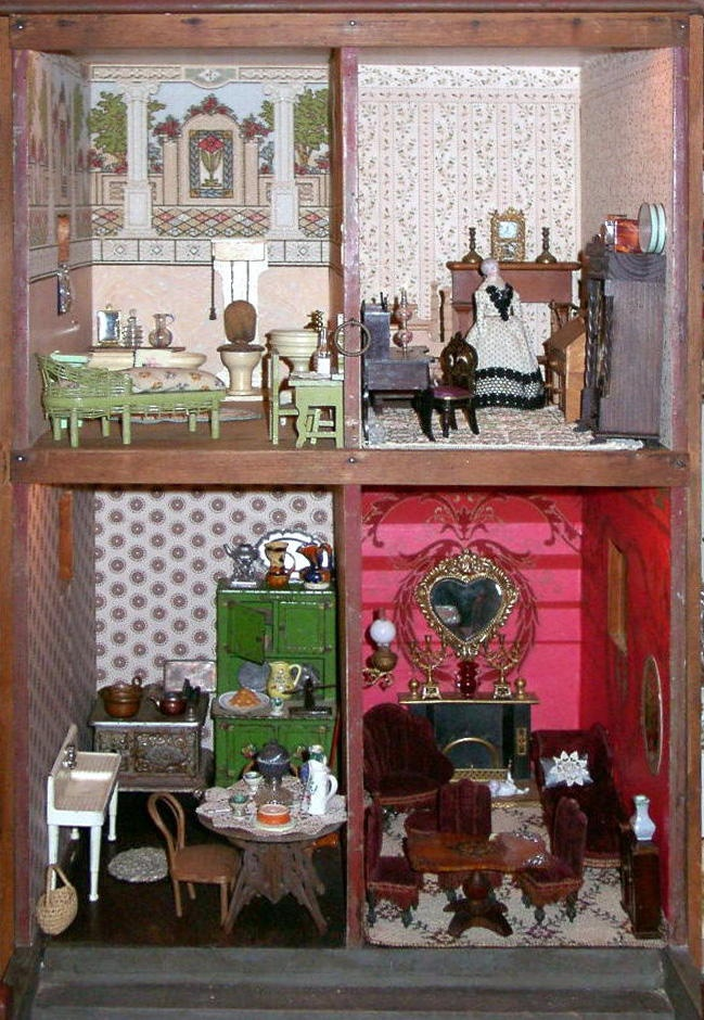 Antique Toy Museum Baltimore 362 best dollhouse