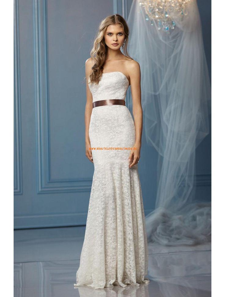 Sexy Moderne Romantische Brautkleider aus Spitze