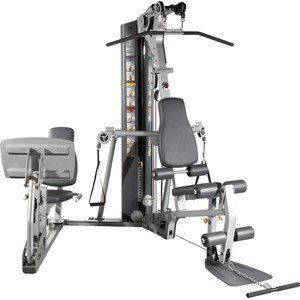 Life Fitness G3 Home Gym with Leg Press. The versatile G3 Home Gym uses Cable Motion to allow for unrestricted range of motion. The G3 is an effective, easy-to-use way to build balance and stability for multiple muscle groups and enhance your daily activities whether it's on the job or in recreational sports. It's a compact and durable home strength training option. KEY FEATURES TWO SWIVEL PULLEY ZONES Allows for a nearly unlimitied variety of upper body and core exercise ERGONOMIC DETAIL...