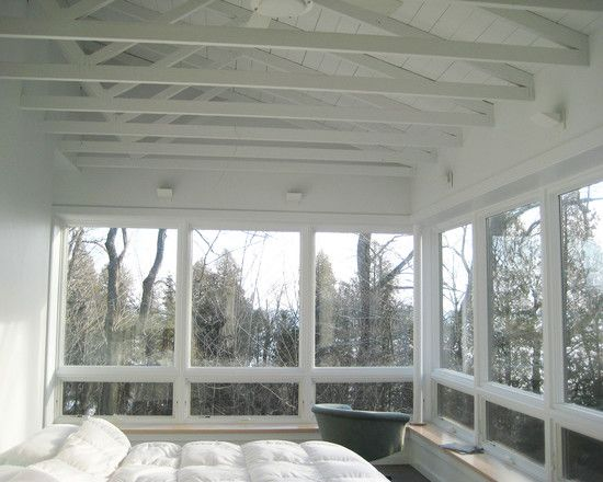 open ceiling screen porch pinterest