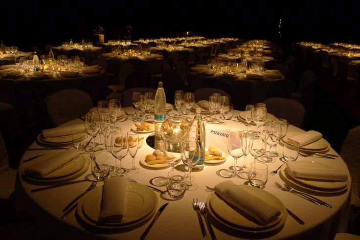 Cena di gala Gruppo HERA, Bologna
