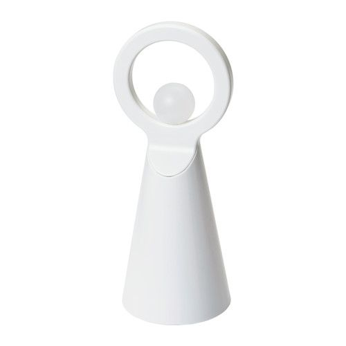 IKEA - STRÅLA, LED decorative angel, The angel with graphic shapes is a fitting decorative light for holidays, for instance.The LED light source consumes up to 85% less energy and lasts 20 times longer than incandescent bulbs.