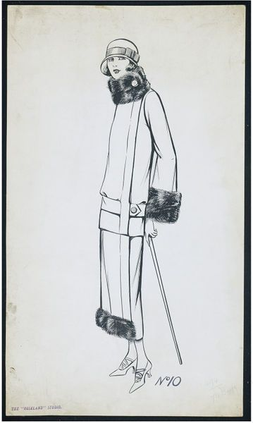 Design by Willetts & Sons, England, 1920s