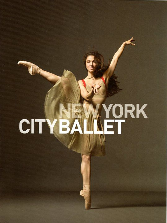 Must see a ballet when visiting NYC.