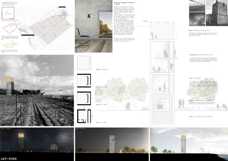 LHT_Leverano Horizon Tower, 2014 - WINNER 1PLACE   by archiSTART #competition #architecture #archistart