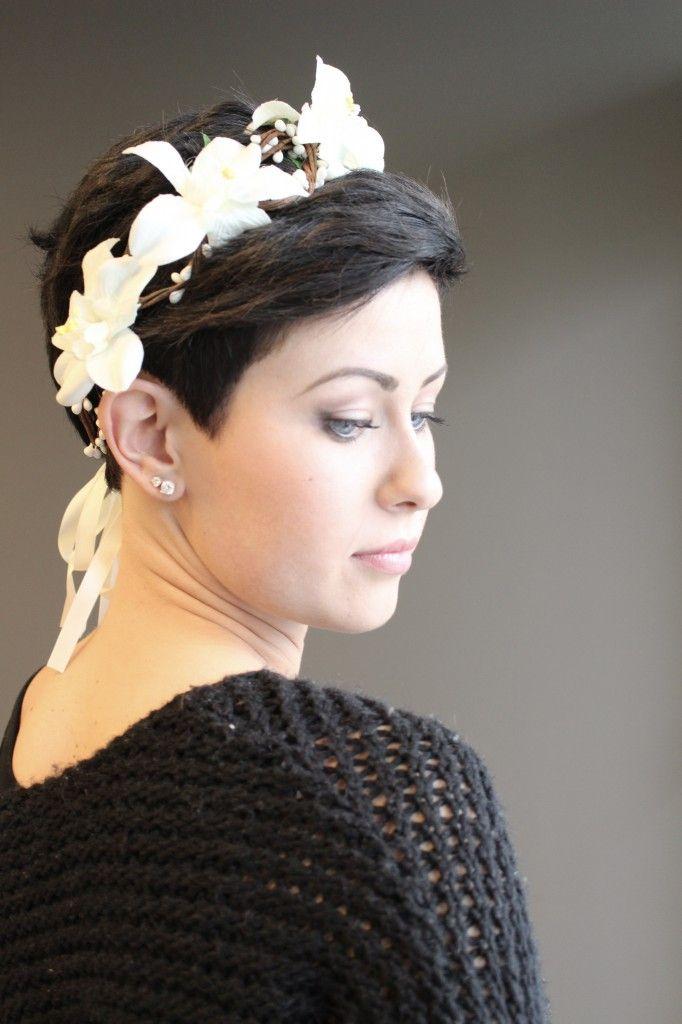 Floral Wreath, Garland! Model: AnneKaren Styling & Photo: Maren Aasen
