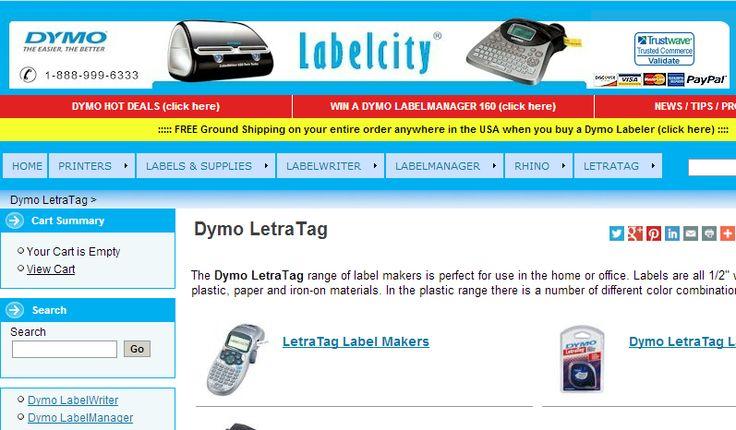 Dymo LetraTag