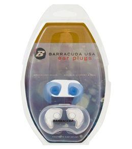 Barracuda Contoured Silicone Ear Plug