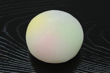 豊島屋・鳩サブレー:上生菓子