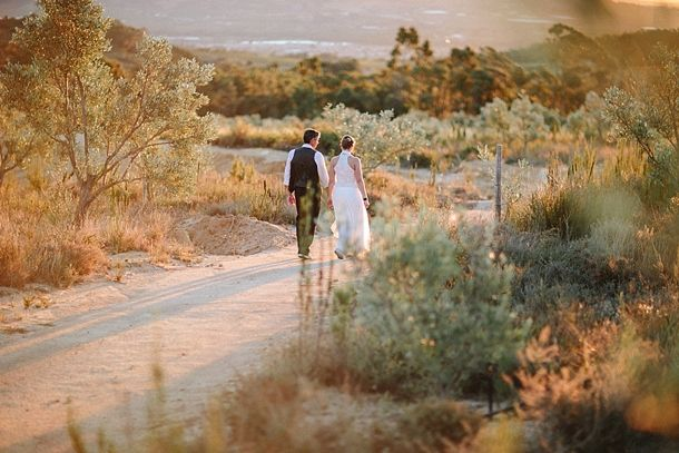 Handmade Rustic Little Farm Wedding by Kristi Agier {Deidre & Leon} | SouthBound Bride