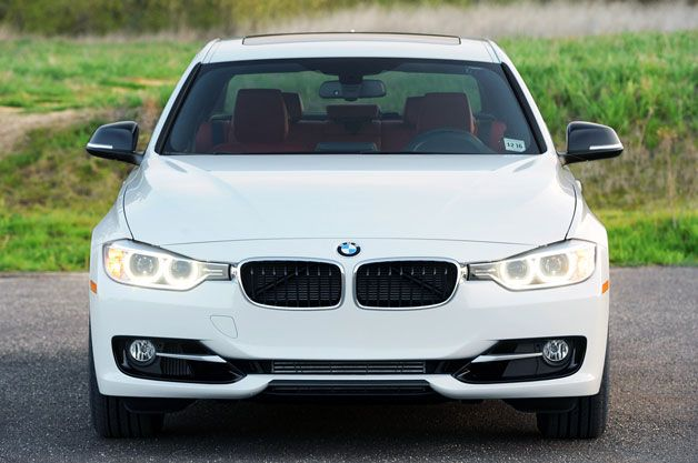 """BMW 320d: """"Best car ever made"""" - Top Gear"""