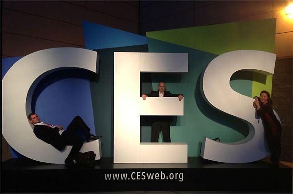Brack.ch-Delegation an der Consumer Electronics Show 2013