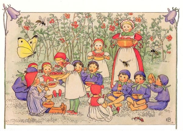 Swedish Immigrant: The Heritage of Elsa Beskow