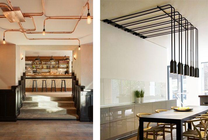 La Fabrique à Déco: 5 façons de décorer un plafond de manière originale