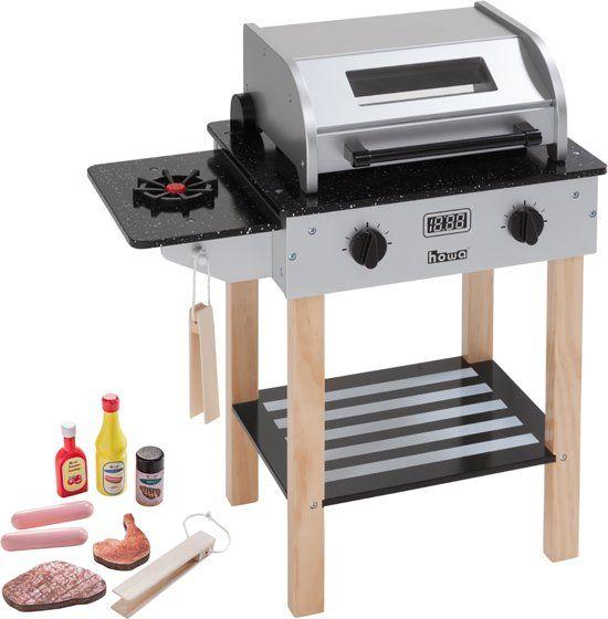 Bbq Bol Com.Howa Houten Speelgoed Bbq Barbecue Met Accessoires 4821 In 2019