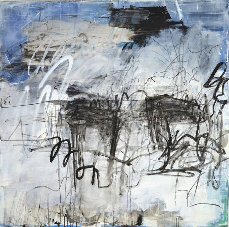 Marie-Jose Dominjoz Abstract portrait