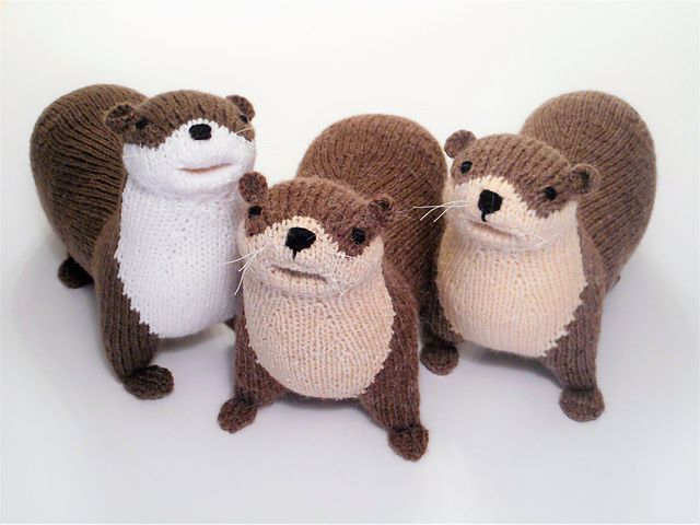 Cute Amigurumi Knitting Patterns : Best knitting toys dolls and such images hand