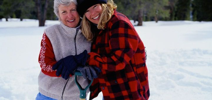 Try these tips for safe and injury-free snow shovelling