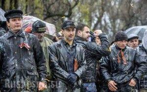 300 Zaporizhia heroes against the Kievan fascists.