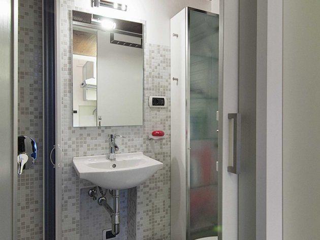 Rome Tiny House Small Bathroom Designssmall