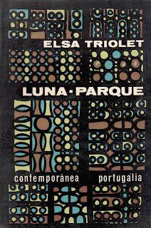 título: Luna-Parque autor: Elsa Triolet capa: João da Câmara Leme