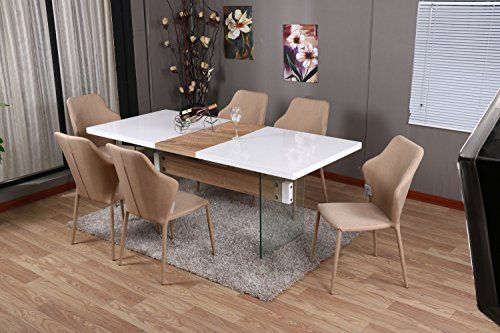 MODERNIQUE® INTERO Dining Table and 6 Chairs, Dining Sets... https://www.amazon.co.uk/dp/B01N7WZJDR/ref=cm_sw_r_pi_dp_x_3kyXyb3G8YGJ6