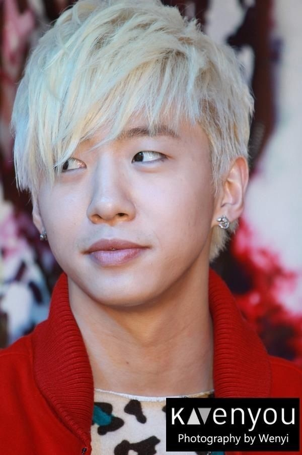[FACT]: Yongguk cannot live without Ramen <3.<3