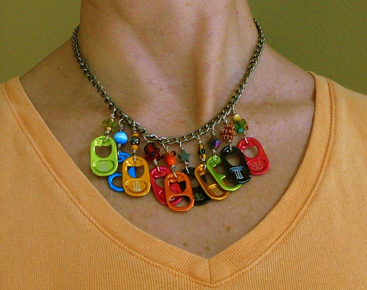 Top Can Necklace - Collar de corcholatas