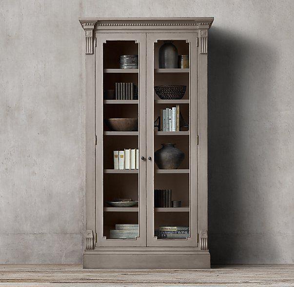 875 best images about cap on pinterest b b italia - Restoration hardware cabinets ...