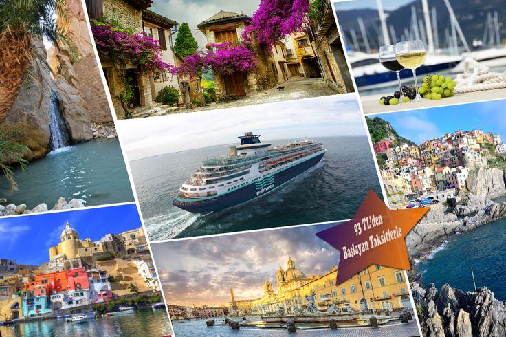 Yüzen şehirler de tatil yapmak ayrıcalığı Akdeniz'in egzotik güzeli Sardunya adasının enfes koylarında yüzerek, Barselona'da leziz sangria içerek yaşamdan keyif almak istiyorsanız cazip turlarımızla sizleri bekliyoruz.  Kurban Bayramı'nda Rotamız Akdeniz  http://www.gemiturlari.com.tr/pullmantur-sovereign-ile-akdeniz-8-gece-9-gun/