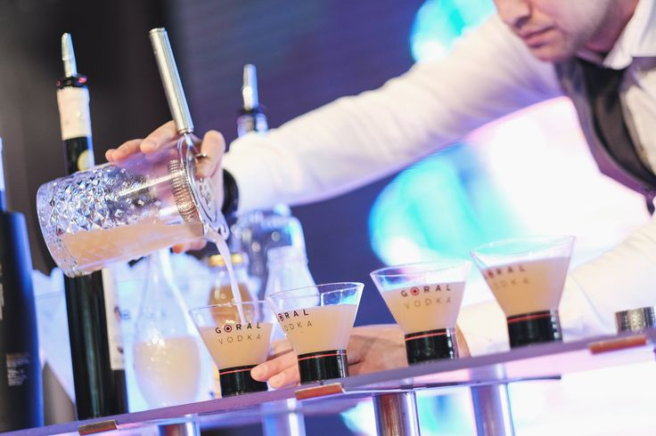Goral Vodka Masters of Master Bartender Competition