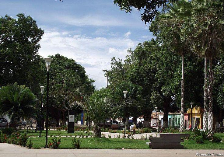 Município de Carolina, Maranhão, Brazil