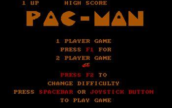 Play Pac-man online