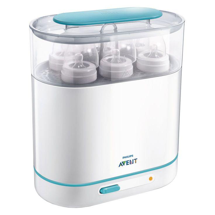 Cum alegi cel mai bun sterilizator pentru biberoane - http://www.superghid.ro/cum-alegi-cel-mai-bun-sterilizator-pentru-biberoane/