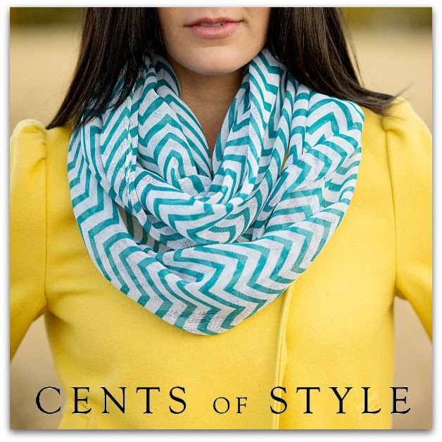 My favorite scarf of all-time on MAJOR markdown. Chevron infinity scarf for $6.9 with FREE shipping! 17 colors still available!