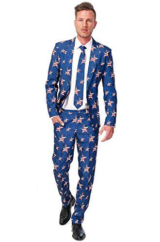 Stars and Stripes Suit https://www.unusual-gifts.net/shop/stars-and-stripes-suit/ #unusualgifts #gifts #giftshop #birthdaypresents #birthdaygift #giftsforhim