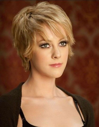 Short Haircuts for Oval Faces and Thin Hair