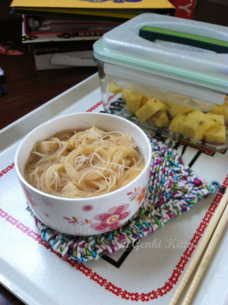 Garlic and Ginger Noodle Chinese dinner Recipe