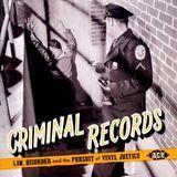 Criminal Records [CD], 16313804