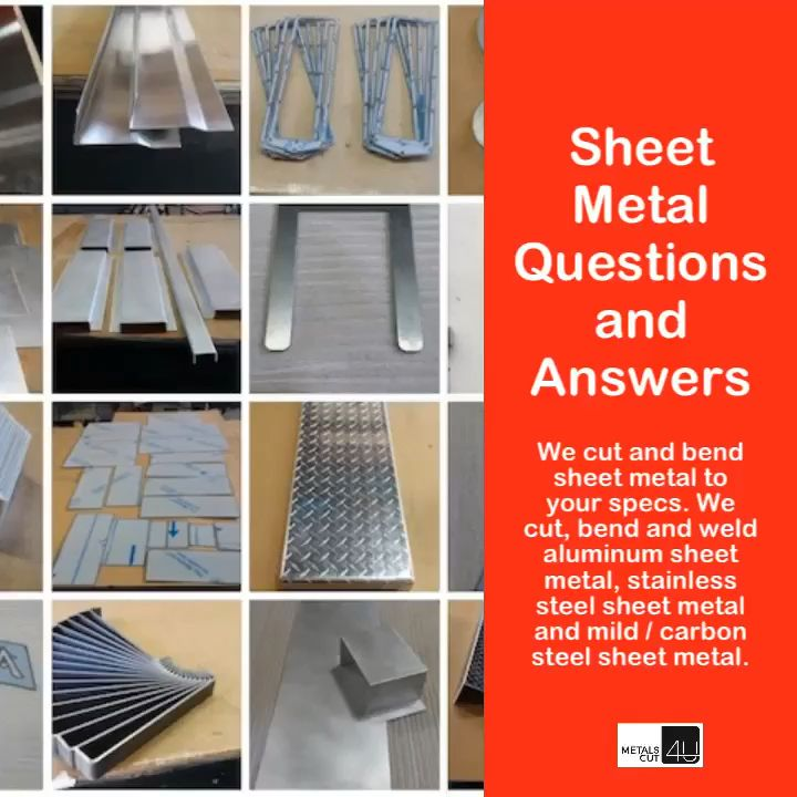 Q A Some Of The Most Asked Questions Summarized Https Metalscut4u Com Faq Metal Video Stainless Steel Sheet Metal Aluminum Sheet Metal This Or That Questions